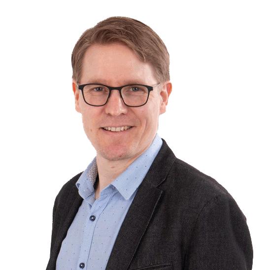 Vesa Linnanmäki potretti
